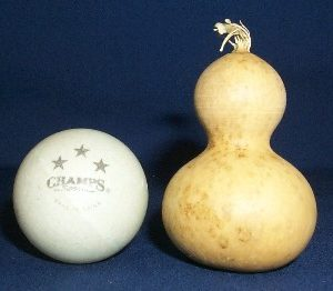 Jewelry Gourds (Sennari) Bottle Style