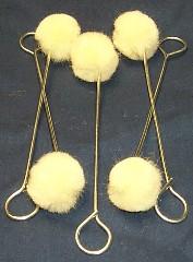Wool Daubers - 5 Pack